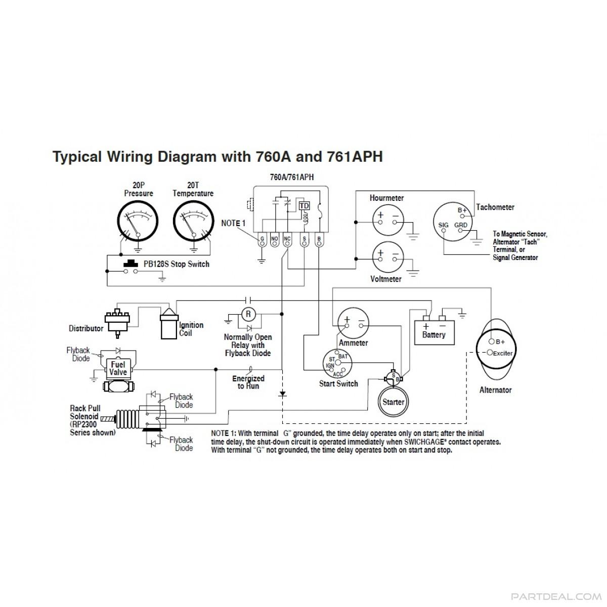 Bm 0876 221 Murphy Switch Wiring Diagram Free Diagram