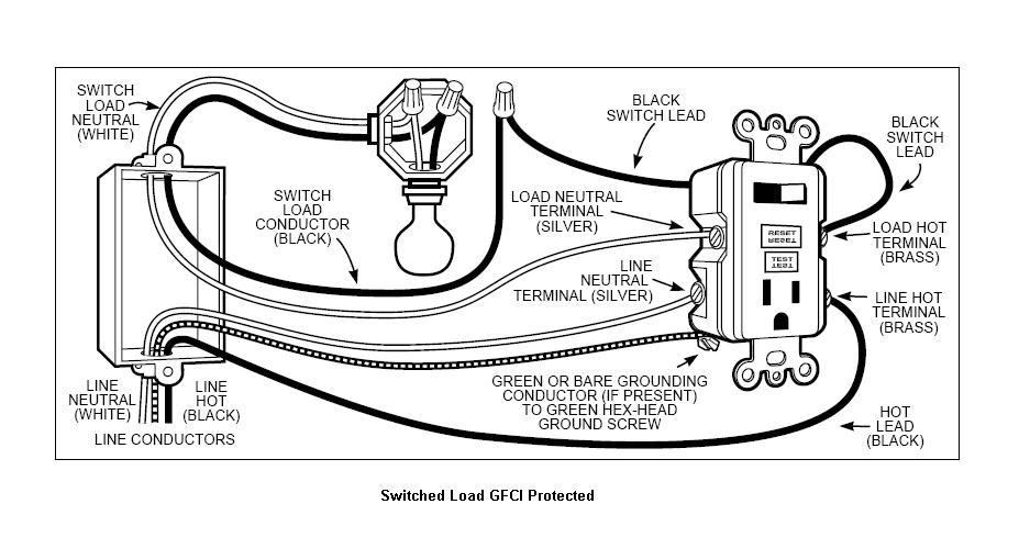 gfci wiring schematics re 4243  outlet wiring diagram on diagram of wiring multiple  re 4243  outlet wiring diagram on