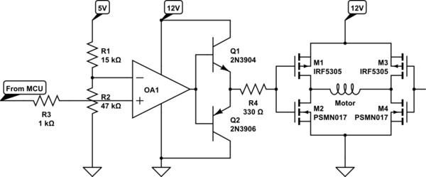 Brilliant Microcontroller Level Shift Circuit Mcu To Mosfet Electrical Wiring Cloud Intelaidewilluminateatxorg