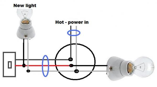 Peachy How To Wire One Light To Two Switches Diagram Basic Electronics Wiring Cloud Licukosporaidewilluminateatxorg