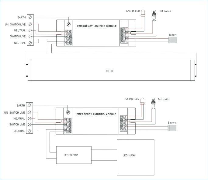 FZ_8601] Emergency Light Wiring Diagram Also Emergency Lighting Inverter Wiring  Wiring Diagram