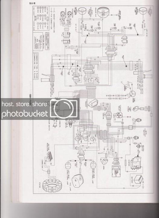 Ty 4931 83 Fxrs Starter Relay Wiring Diagram Free Diagram