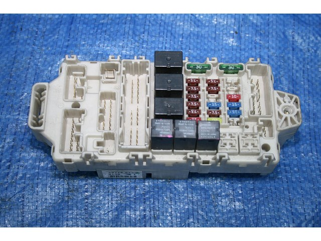 Remarkable 03 04 Lancer Evolution 8 Oem Interior Fuse Box Evo8 Gsr Ct9A In Wiring Cloud Xortanetembamohammedshrineorg