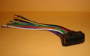 Cool Pioneer Wire Wiring Harness Deh 2100 P310 P41 11 Pr9 Ebay Wiring Cloud Biosomenaidewilluminateatxorg
