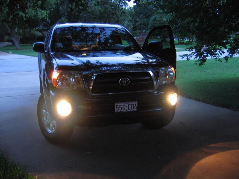2012 Toyota Tacoma Aftermarket Fog Light Wiring Diagram - Collection