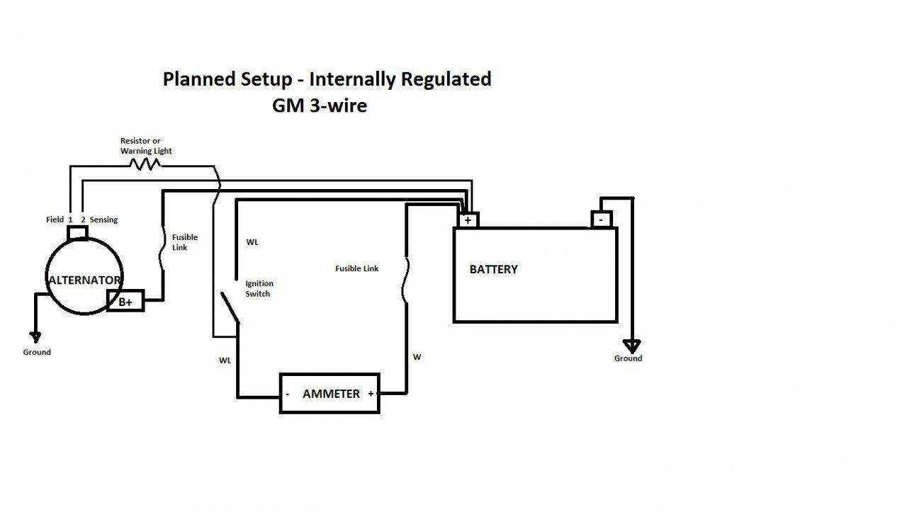 one wire alternator wiring diagram gm one wire alternator diagram wiring diagram data delco remy one wire alternator wiring diagram gm one wire alternator diagram wiring