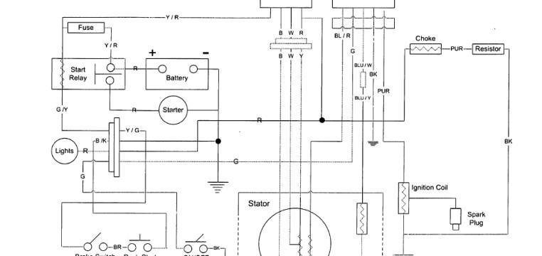 Enjoyable Yerf Dog 150Cc Wiring Diagram Go Kart Buggy Depot Technical Center Wiring Cloud Lukepaidewilluminateatxorg