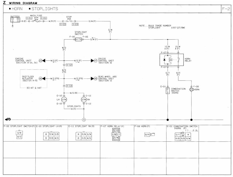 Wiring Diagram Mazda Bravo 1999