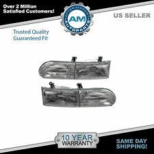 Pleasing Headlights For 1993 Ford Taurus For Sale Ebay Wiring Cloud Itislusmarecoveryedborg