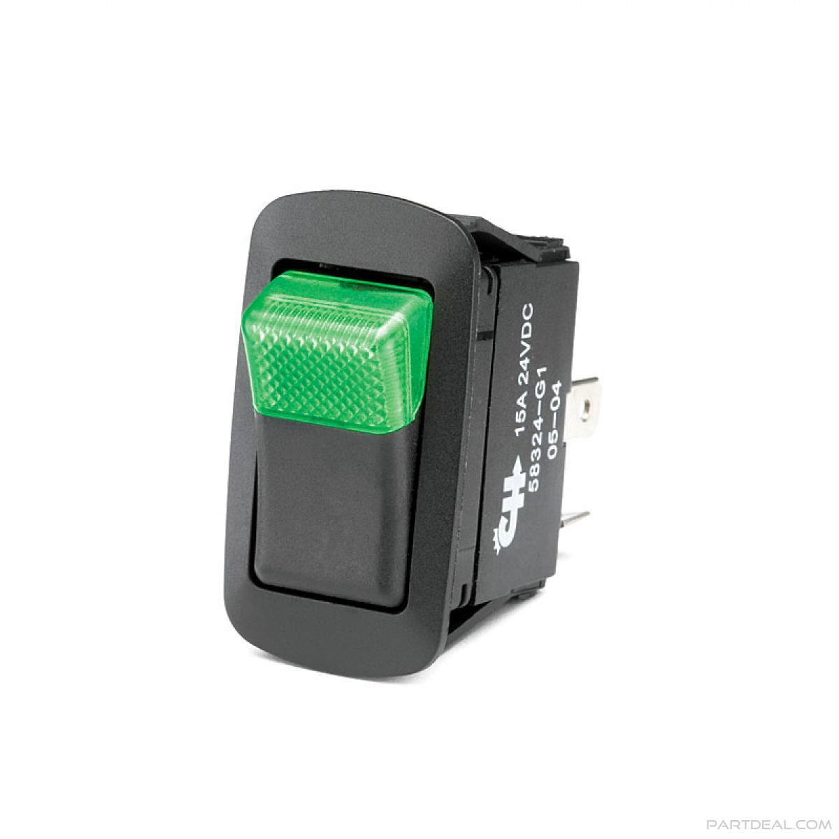 Marvelous Cole Hersee Cole Hersee Spst On Off Wide Lens Led Rocker Switch 25A Wiring Cloud Intelaidewilluminateatxorg