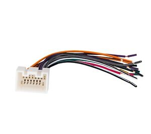 Amazing For 98 05 Ford Stereo Wiring Harness Expedition Escape Sk1771 11 A Wiring Cloud Grayisramohammedshrineorg