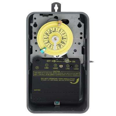 Outstanding Intermatic Timers Wiring Devices Light Controls The Home Depot Wiring Cloud Monangrecoveryedborg