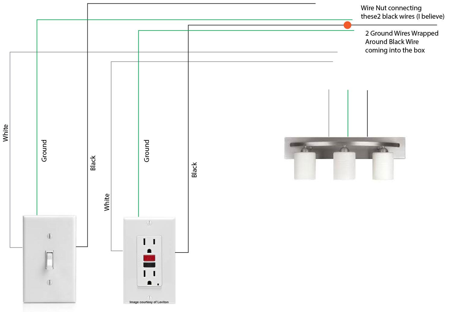 Brilliant Bathroom Light Wiring Diagram Wiring Diagram Database Wiring Cloud Dulfrecoveryedborg