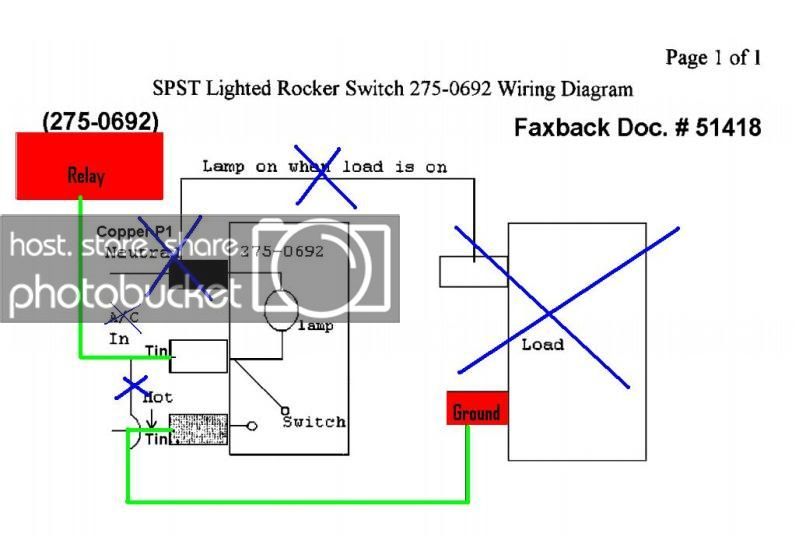 Vb 0649  Rocker Switch Wiring Diagram Spst Illuminated