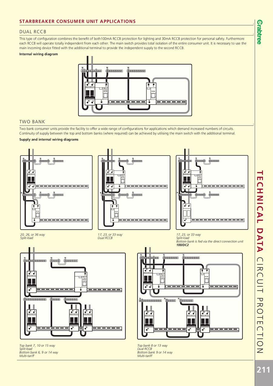 Crabtree Fan Isolator Switch Wiring Diagram