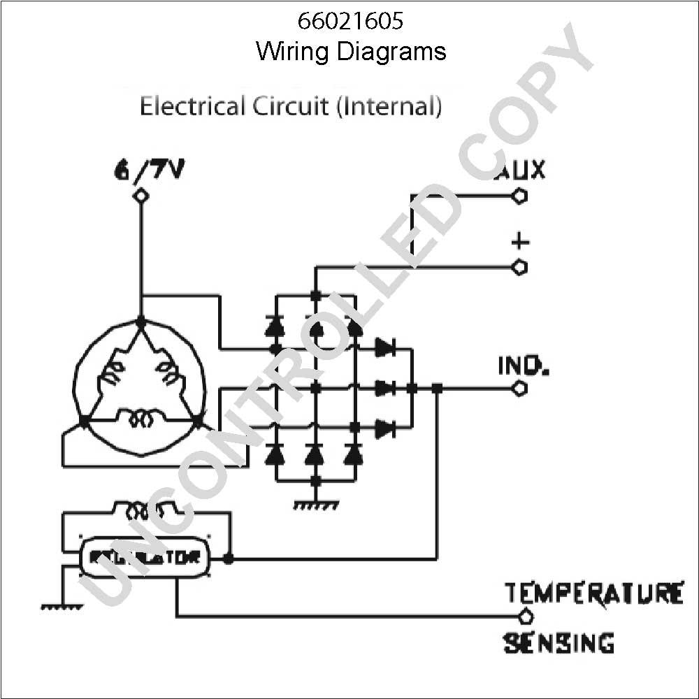 Go 1116  22si Delco Alternator Wiring Diagram Alternator