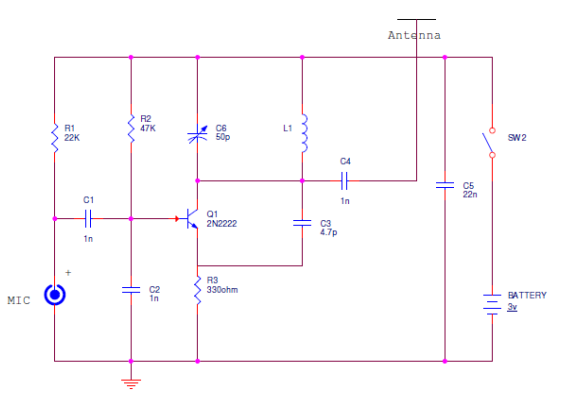 Remarkable Fm Bugger Circuit And Block Diagrams And Working Wiring Cloud Staixaidewilluminateatxorg
