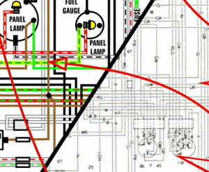 Stupendous Ducati M600 M750 M900 98 99 Color Wiring Diagram 11X17 Ebay Wiring Cloud Waroletkolfr09Org