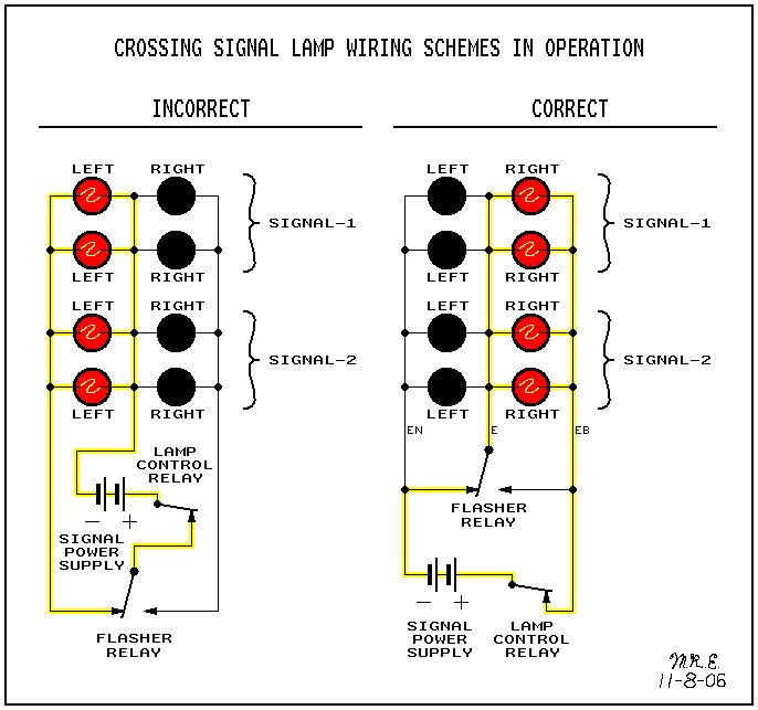 XT_3990] Model Railroad Flashing Light Circuit 3 Schematic WiringNedly Rdona Heeve Mohammedshrine Librar Wiring 101