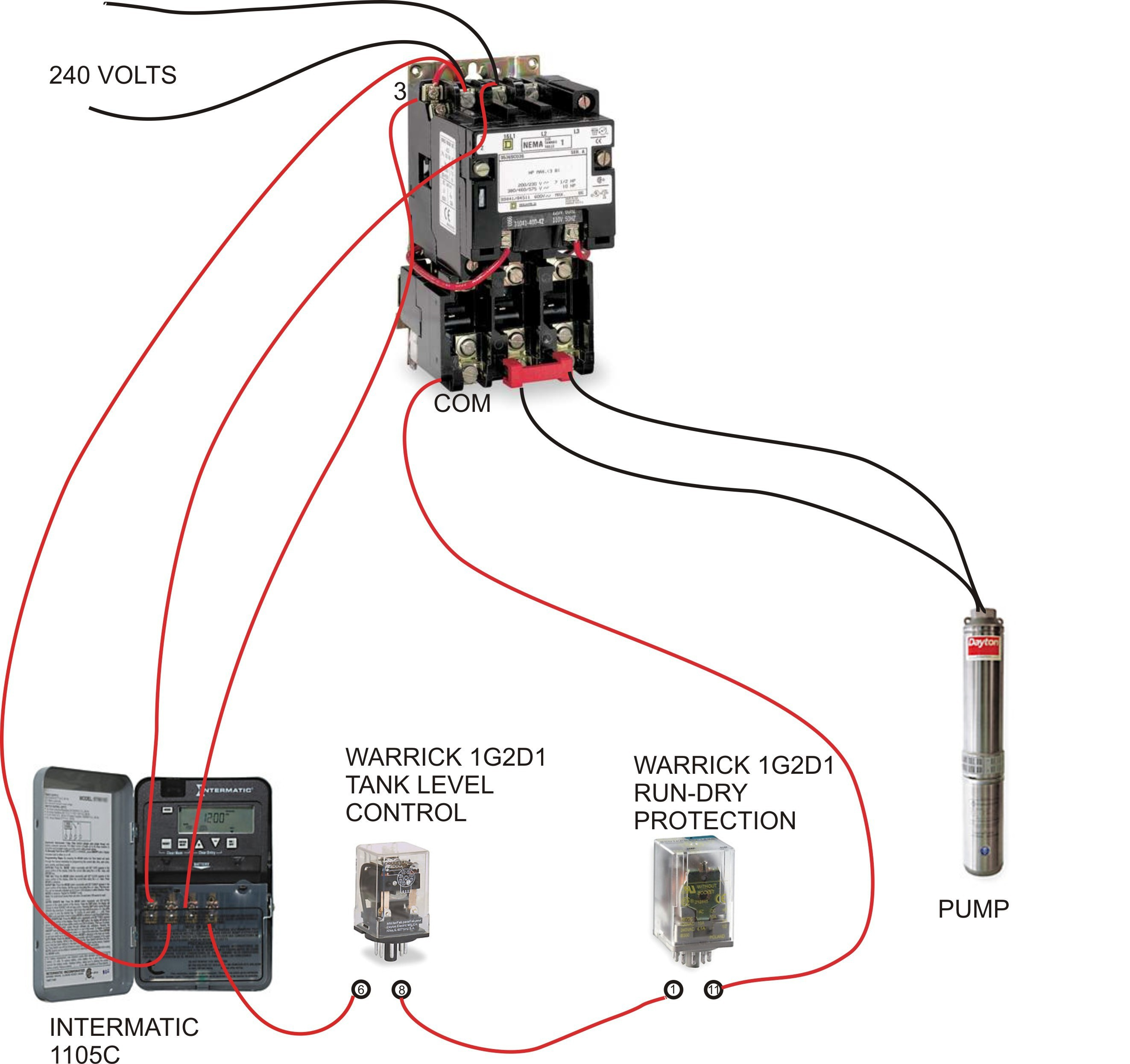 CL_3723] Square D Pressure Switch Wiring Free Diagram