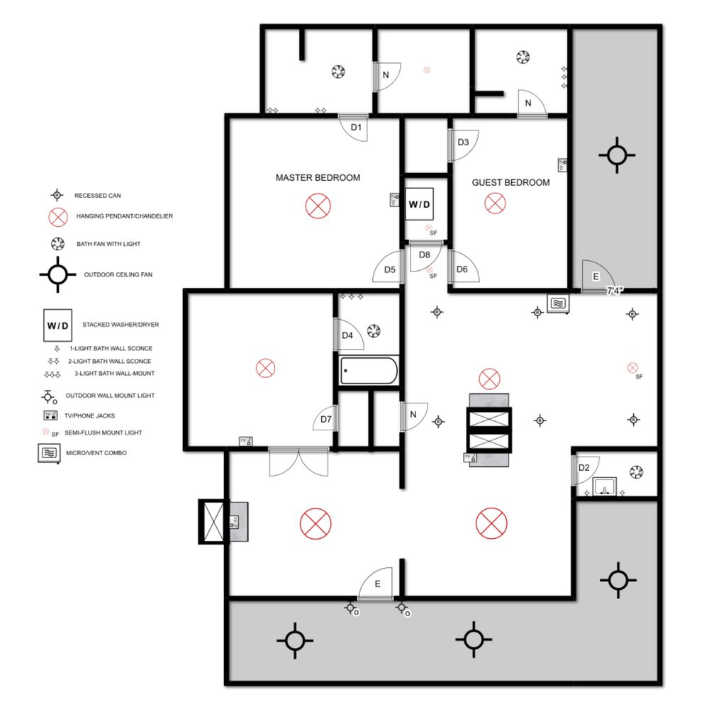 HT_2244 Electrical House Plan Images Wiring Diagram [ 1000 x 1000 Pixel ]