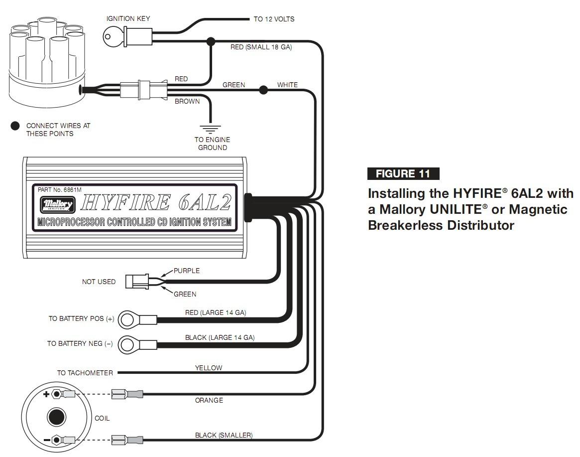 chevy hei distributor wiring diagram chevy hei mallory wiring diagram wiring diagram data  chevy hei mallory wiring diagram