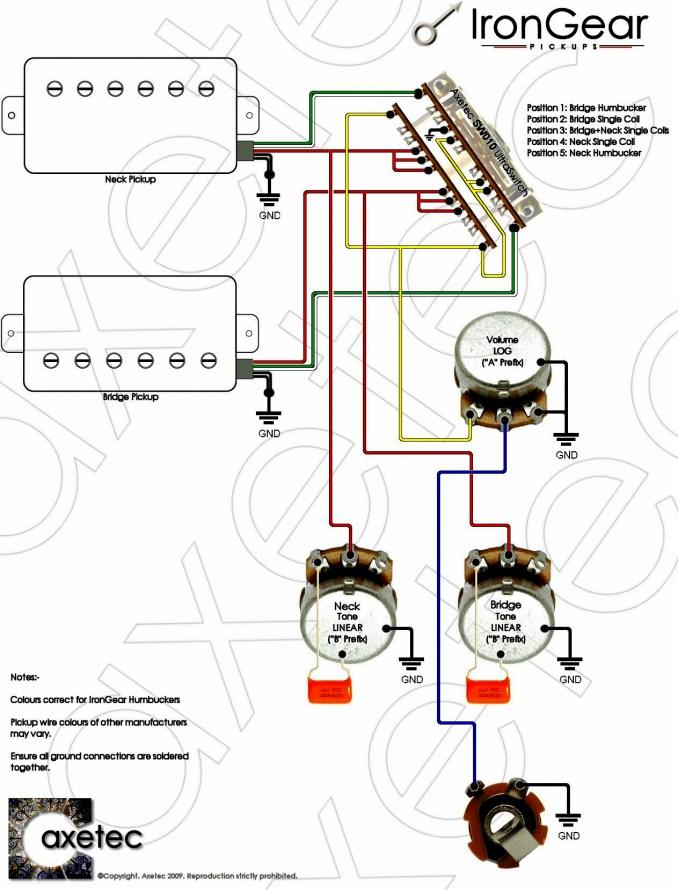 [TVPR_3874]  CY_5867] Humbucker Wiring Diagram Dean   Dean B Wiring Schematic      Lukep Pala Leona Ntnes Mohammedshrine Librar Wiring 101