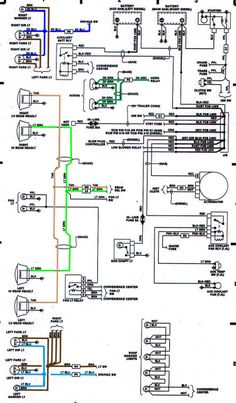 1986 Chevy Blazer Wiring Diagram Wiring Diagram Extend B Extend B Reteimpresesabina It