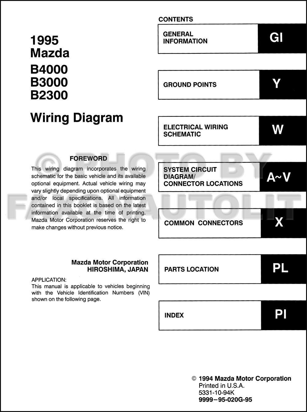 200 mazda b2500 fuse box diagram sd 6769  1995 mazda protege radio wiring diagram wiring diagram  1995 mazda protege radio wiring diagram