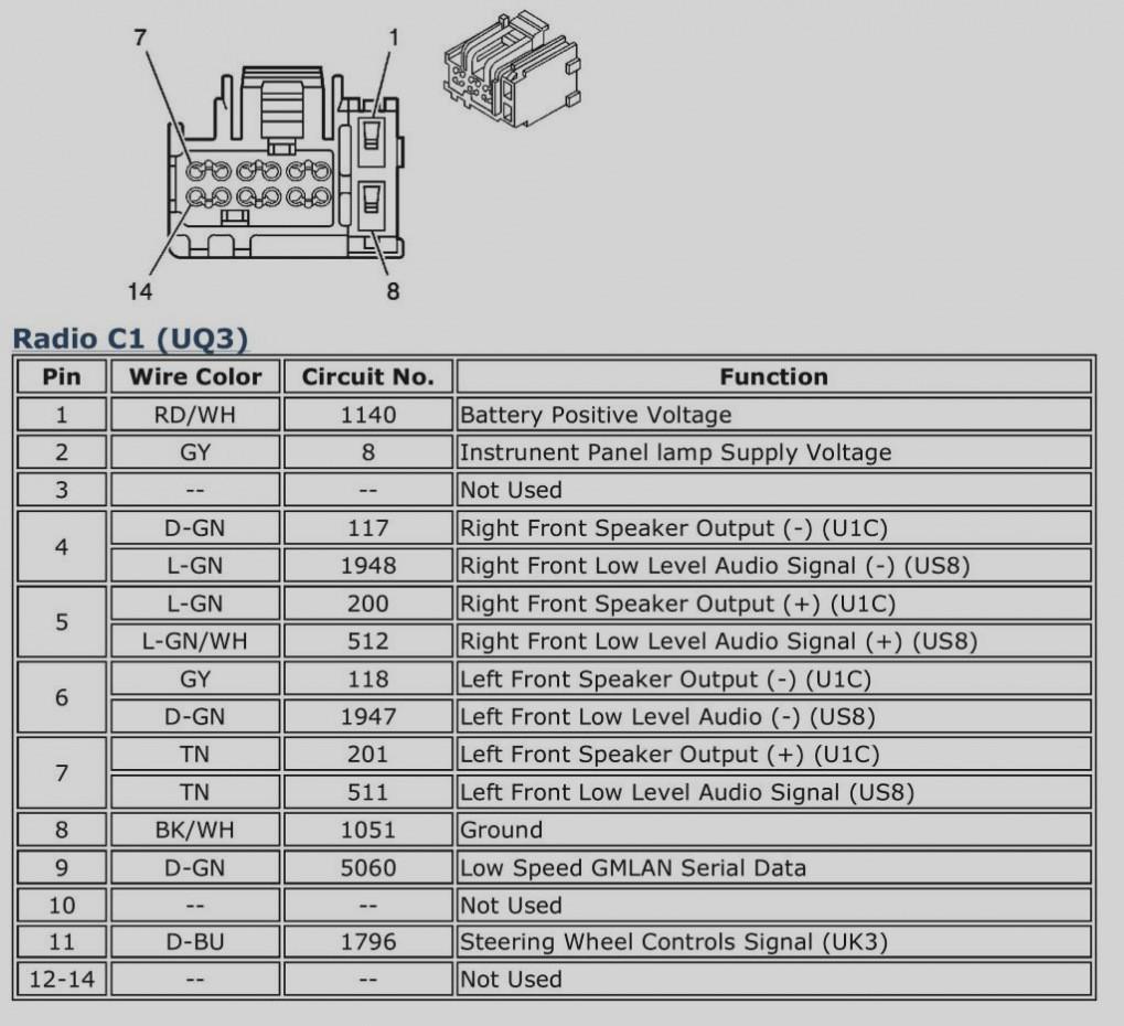 2003 Suzuki Xl7 Radio Wiring Diagram