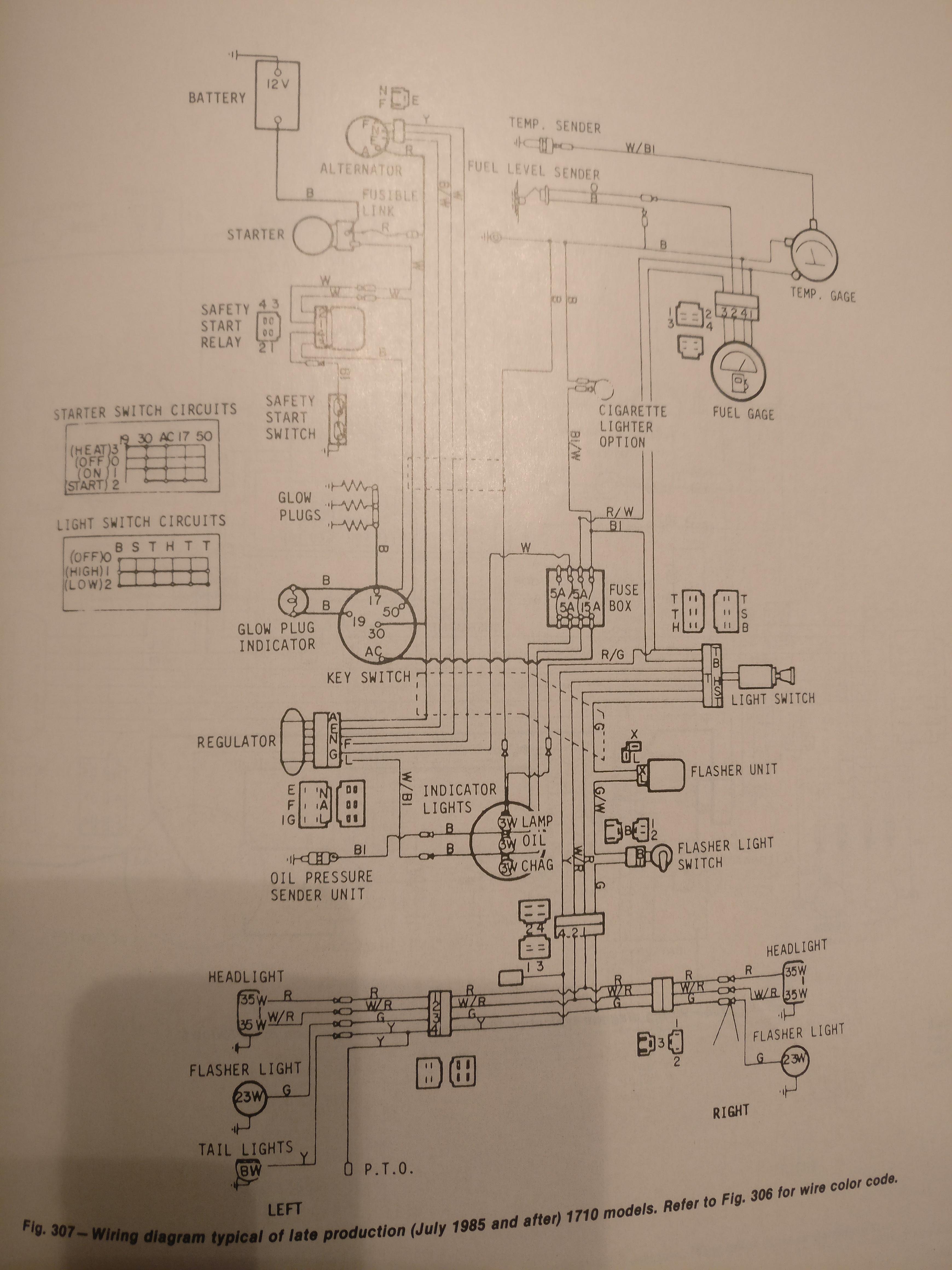 VD_4129] 86 Ford 1710 Tractor Alternator Wiring Diagram Download DiagramArcin Usnes Vira Mohammedshrine Librar Wiring 101