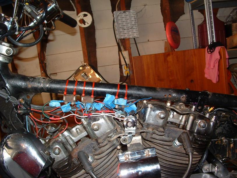 Ky 6429 78 Sportster Wiring Diagram Schematic Wiring