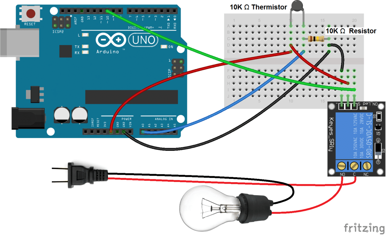Fabulous How To Set Up A 5V Relay On The Arduino Circuit Basics Wiring Cloud Licukshollocom