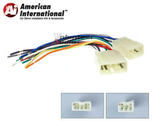 Absolute USA AR1-1743 Vehicle Wiring Harnesses Absolute USA Inc.