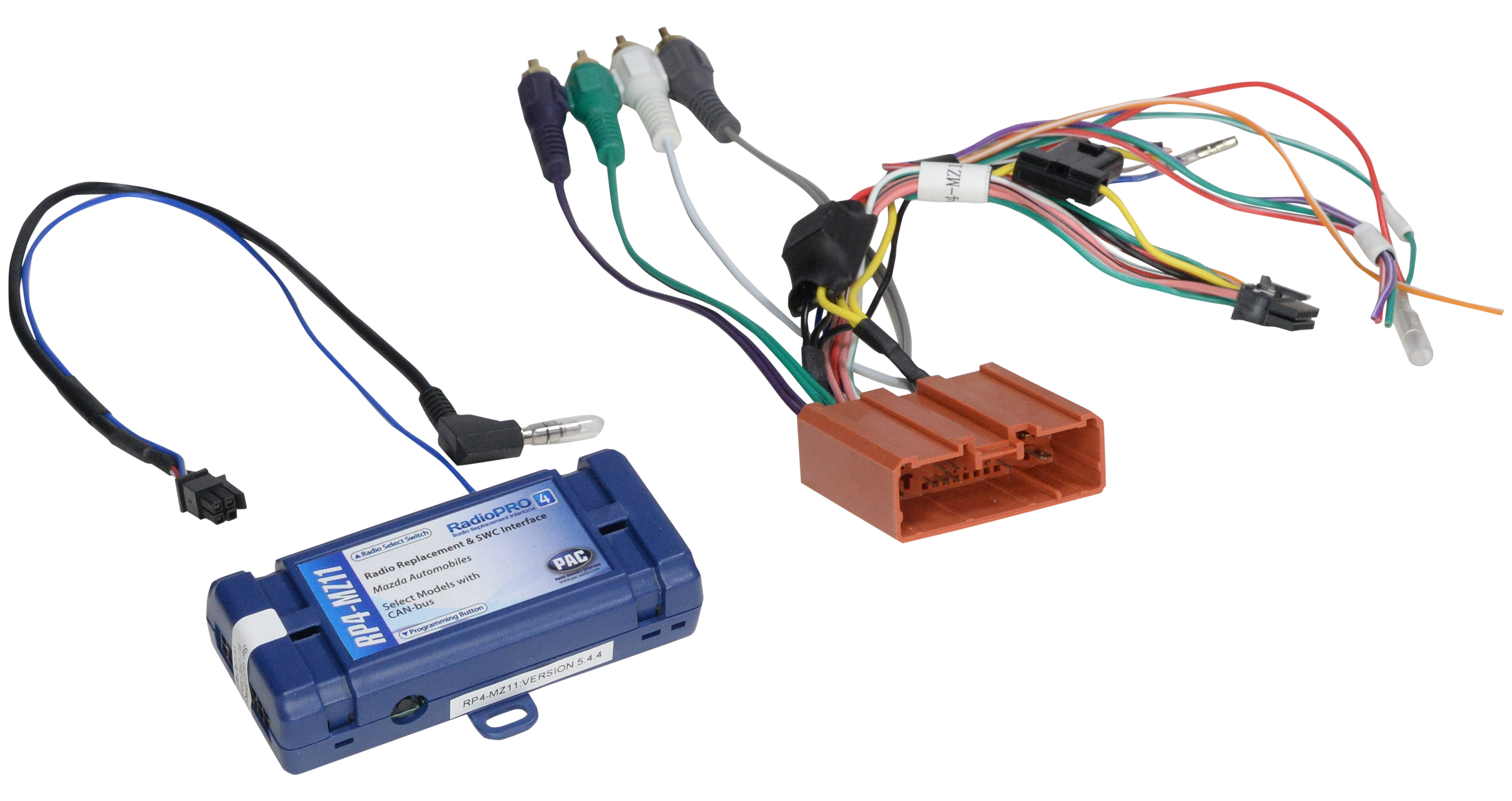 Rt 6563 Car Audio Stereo Head Unit Dash Wiring Harness Wire Cable With Canbus Schematic Wiring