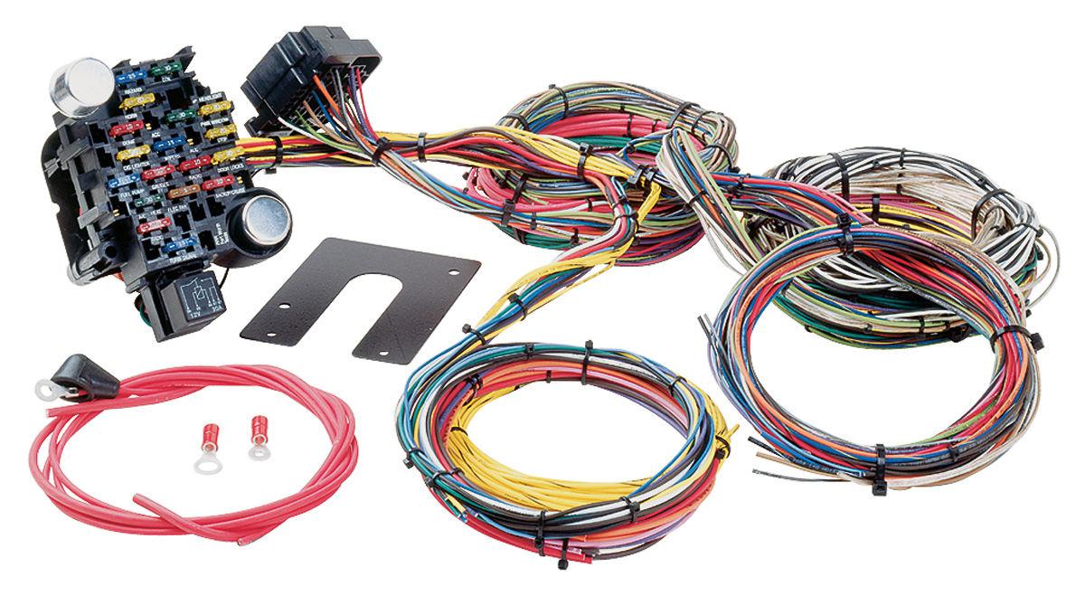 Fabulous Painless Wiring Harness Mopar Basic Electronics Wiring Diagram Wiring Cloud Cranvenetmohammedshrineorg