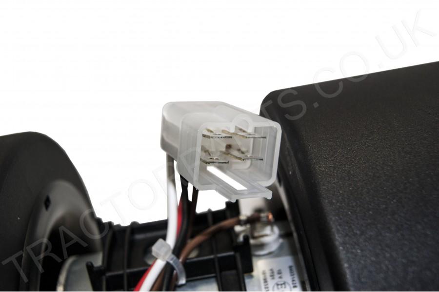 Pleasing Case International Xl Cab Heater Fan Blower Motor Case Maxxum Wiring Cloud Uslyletkolfr09Org