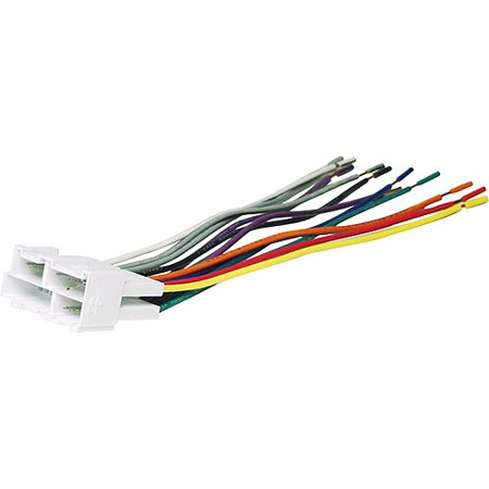 Swell Scosche Gm02B 1986 Up Gm Mini Wire Harness Connector For Car Wiring Cloud Rdonaheevemohammedshrineorg