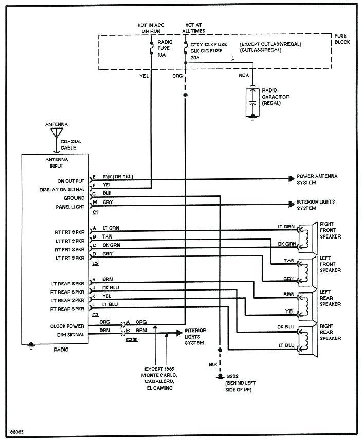 LX_1734] Delco Bose Radio Wiring Diagram Schematic WiringPonol Sple Dylit Iness Semec Mohammedshrine Librar Wiring 101