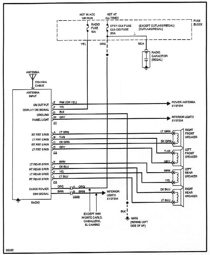 Delco 09383075 Wiring Diagram 2006 Ford Focus Fuse Box Diagram Only Maxoncb Yenpancane Jeanjaures37 Fr