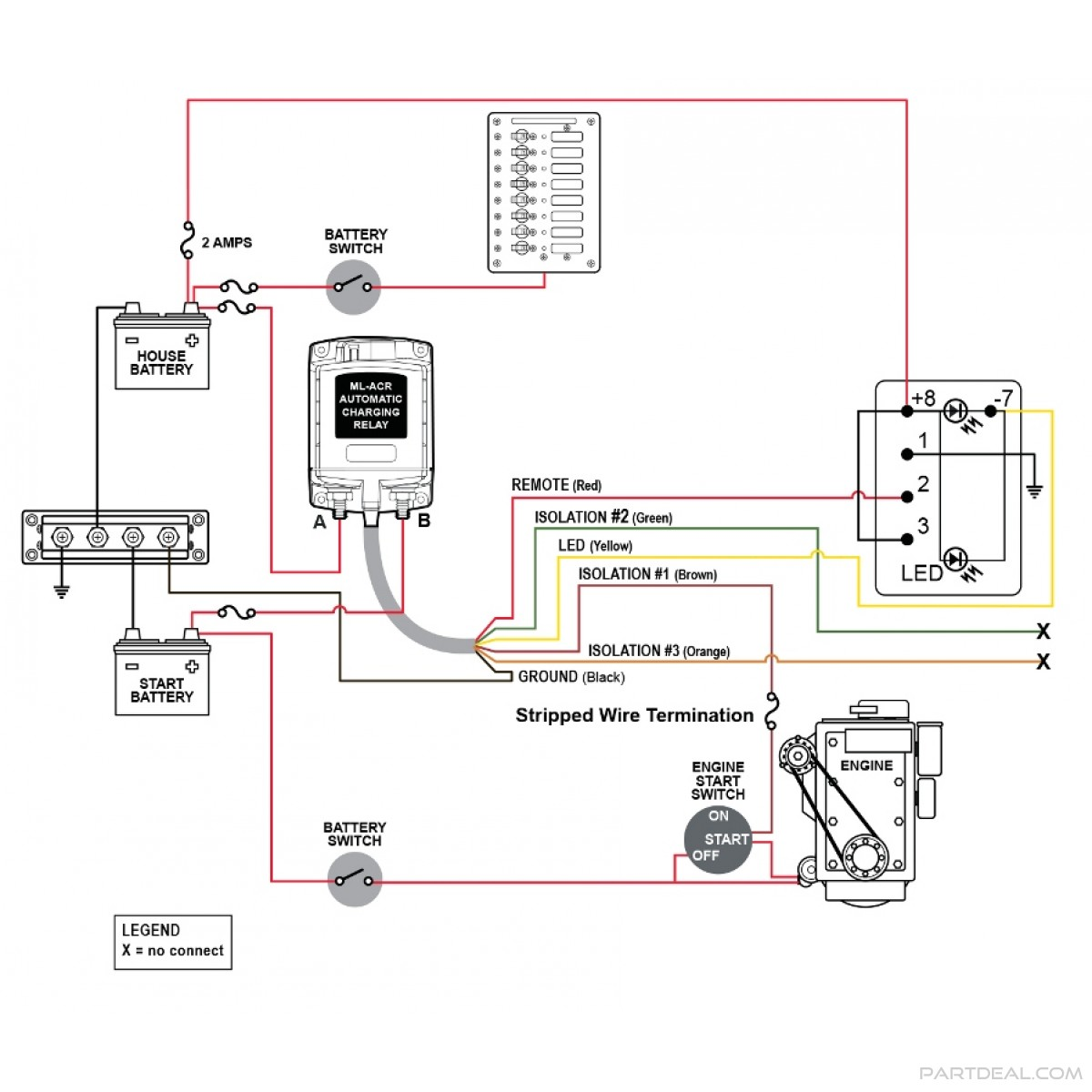 12 Volt Continuous Duty Solenoid Wiring Diagram