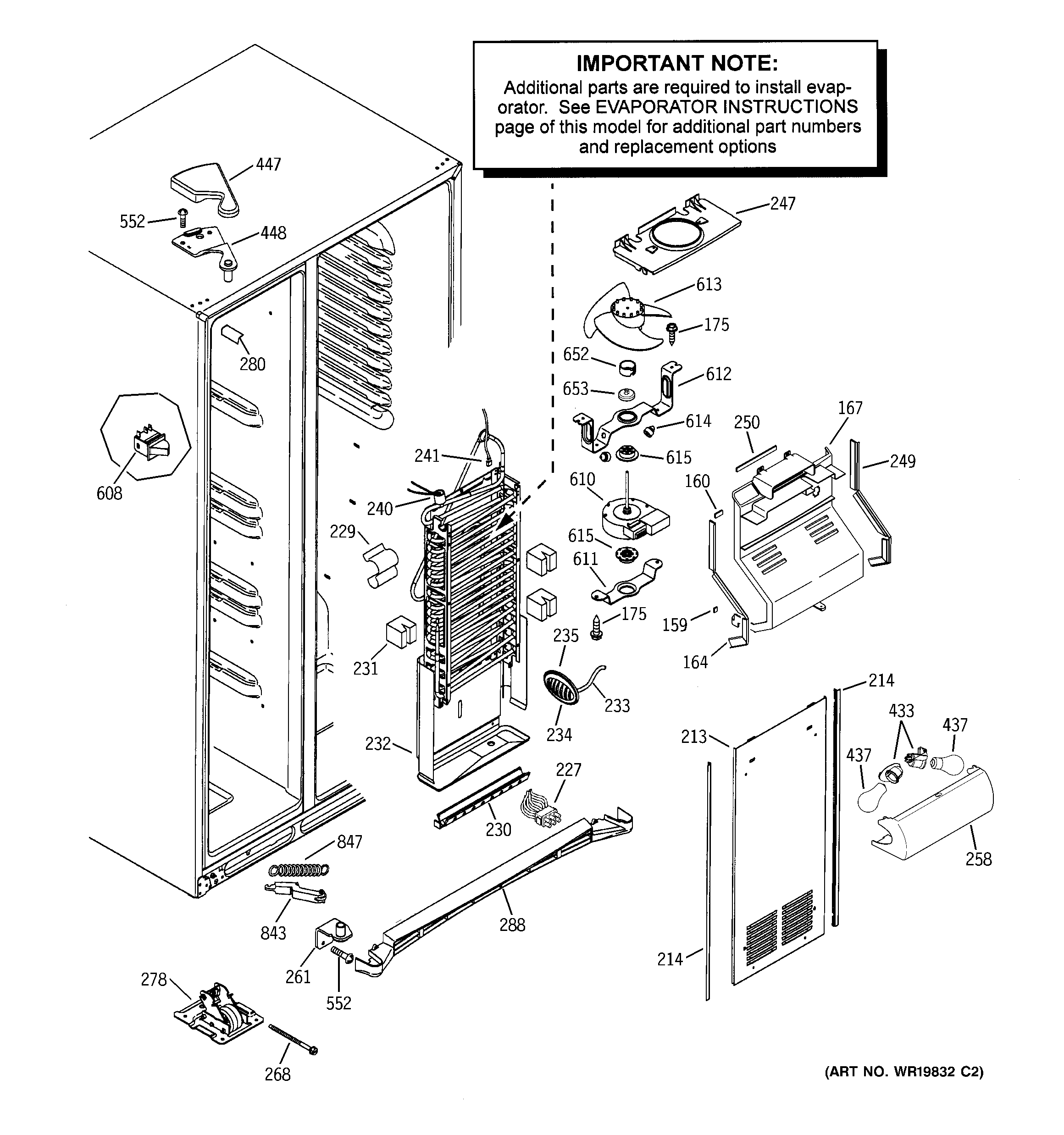 RL_5439] By Side Refrigerator Parts Diagram On Ge Refrigerator Wiring  Diagram Free DiagramNful Drosi Waro Rosz Nful Phae Mohammedshrine Librar Wiring 101