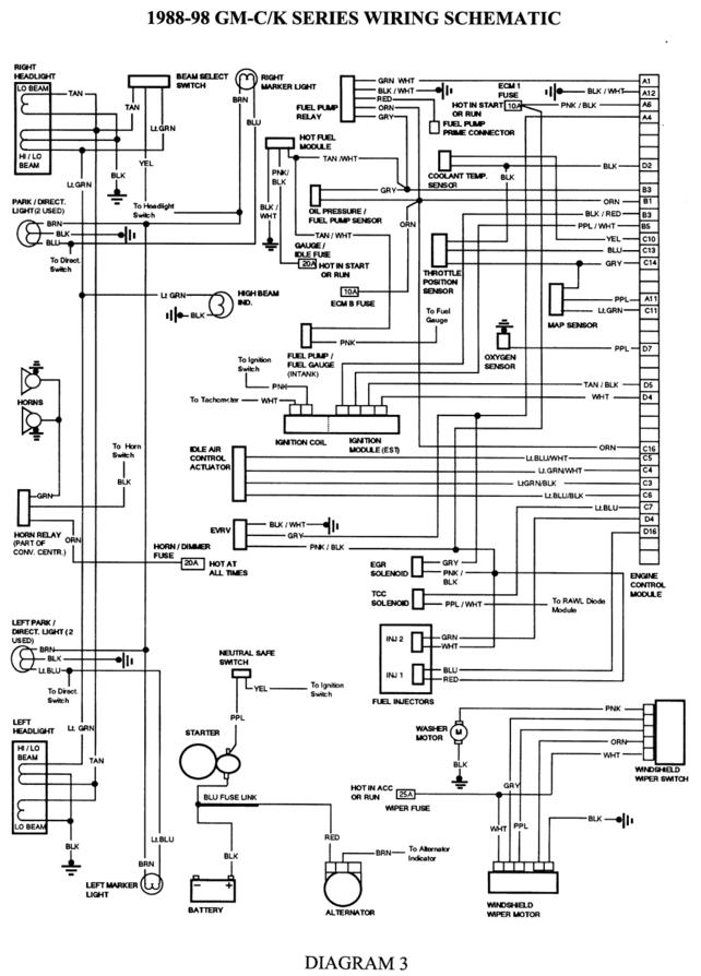 1989 chevy truck 1500 wiring diagram we 5546  1989 chevy truck wiring diagram view diagram  1989 chevy truck wiring diagram view