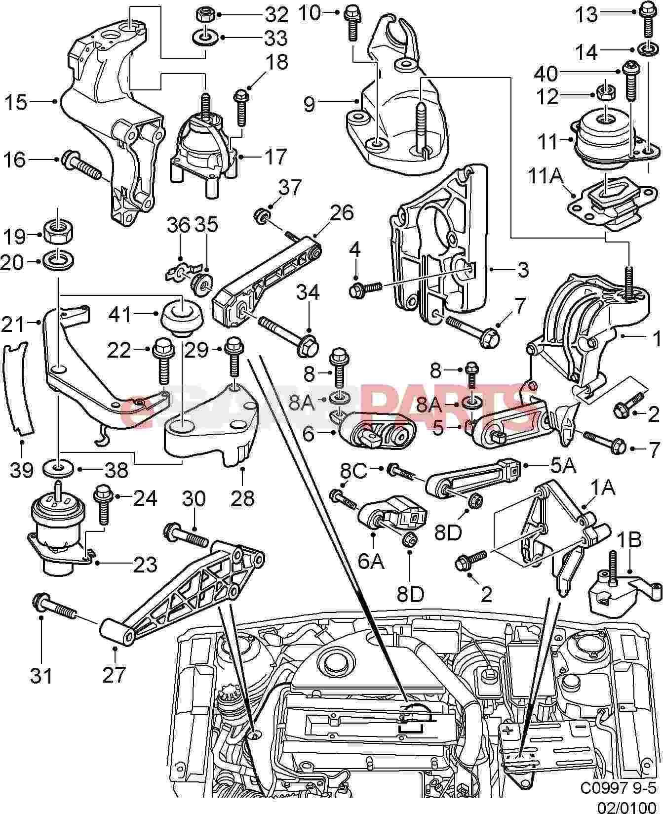 KK_1450] Saab 2 8 Turbo V6 Engine Diagram Saab Circuit Diagrams Download  Diagram