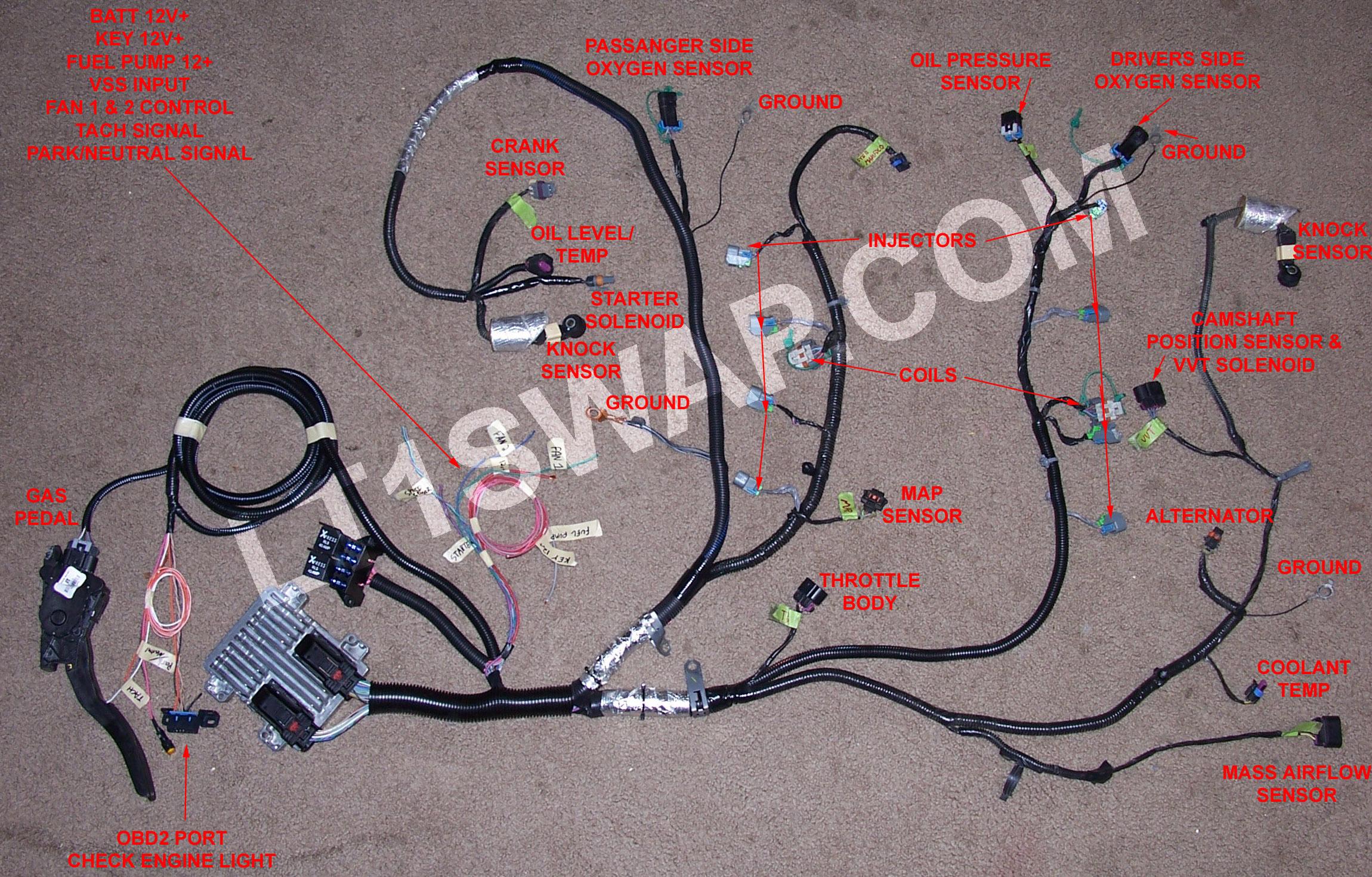 Lt1 Engine Wiring Harness Diagram - Ford Trailer Wiring Code List Data  Schematicsantuariomadredelbuonconsiglio.it