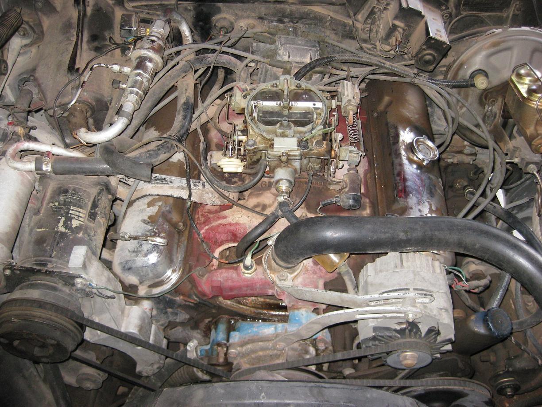 1968 Firebird Trans Am Engine Harness