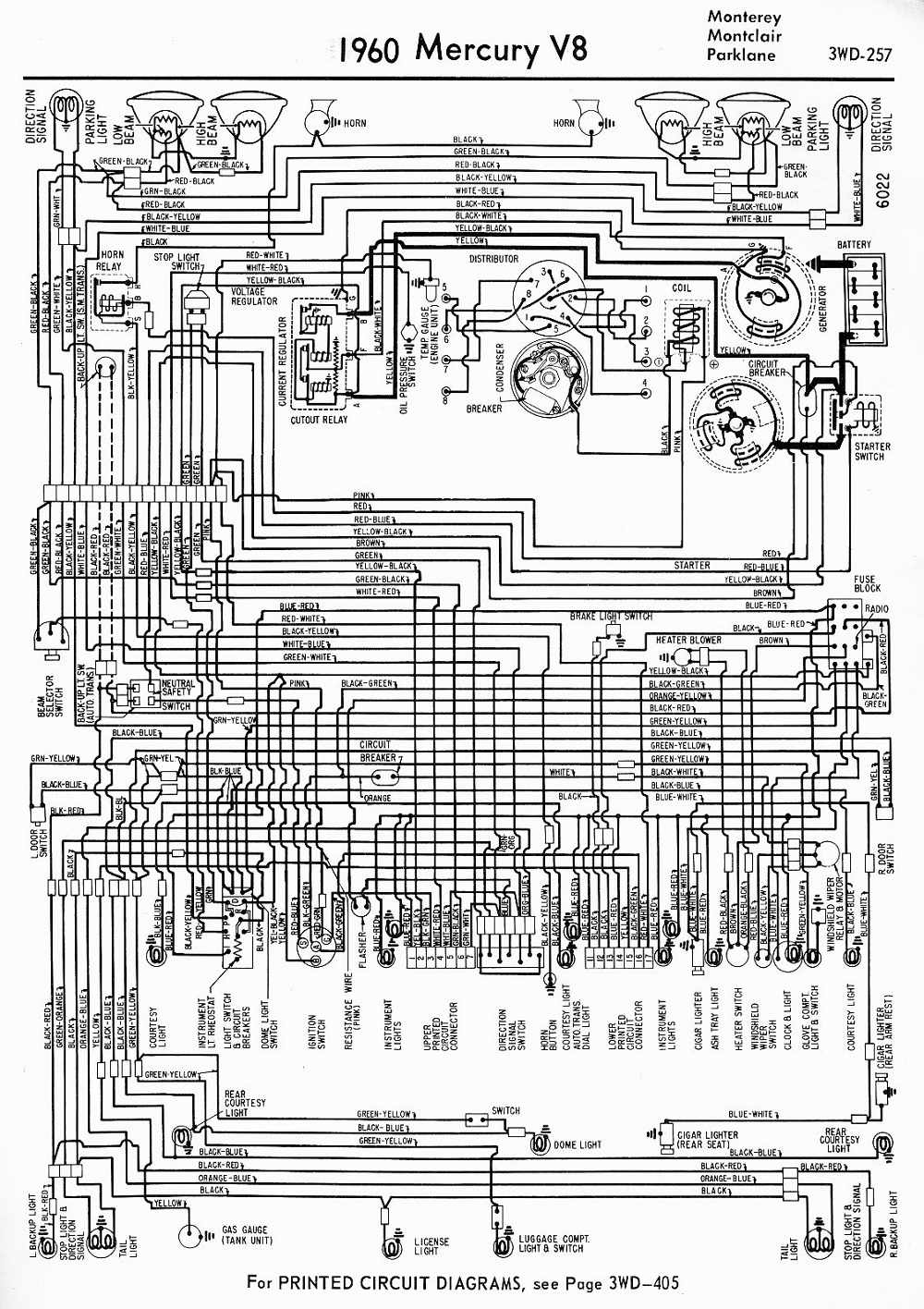 1967-1971 FORD THUNDERBIRD OVERSIZED WIRING DIAGRAMS SCHEMATICS MANUAL SHEETS
