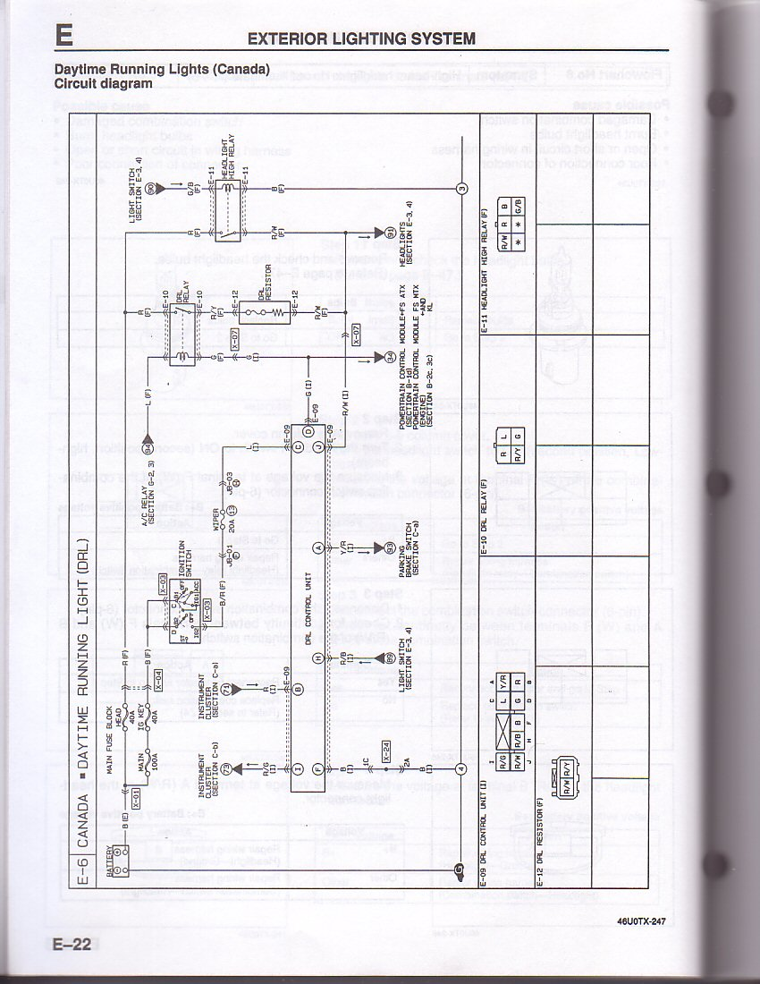 [SCHEMATICS_48IS]  BF_1368] The Wiring Diagram For The 89 Mx6 626 Page 2 Mazda Mx6 Forum Free  Diagram | Mazda Mx6 Wiring Diagram |  | Perm Sple Hendil Mohammedshrine Librar Wiring 101