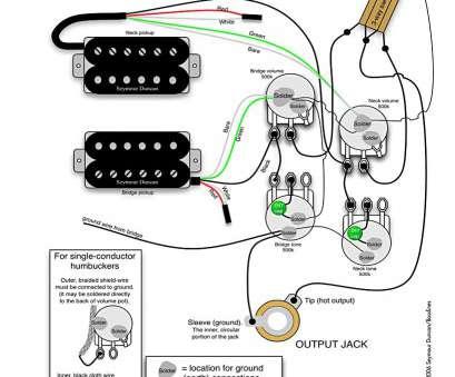 Gw 9252 Emg 81 85 Wiring Diagram Les Paul Schematic Wiring