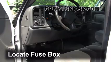 Terrific 2004 Chevy Silverado Fuse Box Basic Electronics Wiring Diagram Wiring Cloud Orsalboapumohammedshrineorg